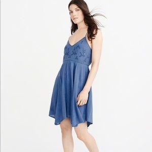 NEW Cutout Swing Dress